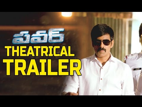 Power Theatrical Trailer - Ravi Teja, Regina Cassandra, Hansika