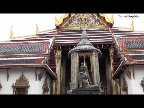 Wat Phra Kaew Bangkok(Temple of the Emerald Buddha)