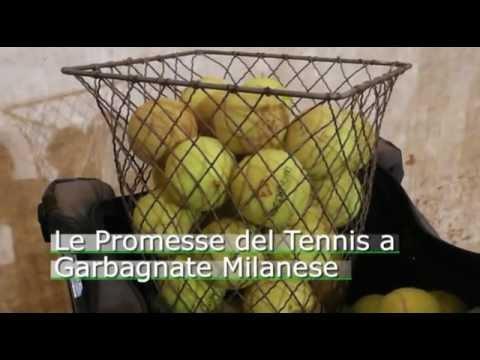 Le promesse del tennis a Garbagnate Milanese