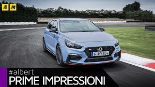 Hyundai i30 N, arriva la sportiva dall'esperienza WRC + SOUND [ENGLISH SUB]