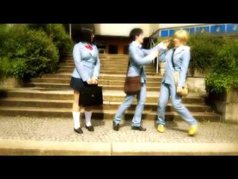 Durarara!! - Friend [Masaomi x Mikado x Anri Cosplay MV]