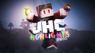Minecraft UHC Highlights: EP3 - BRUUUHHHH