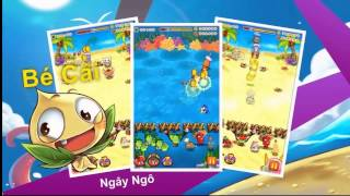 Tải game Bắn cà chua - Game Mobile vui nhộn