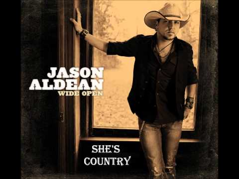 Shes Country by Jason Aldean (Album Cover) (HD)