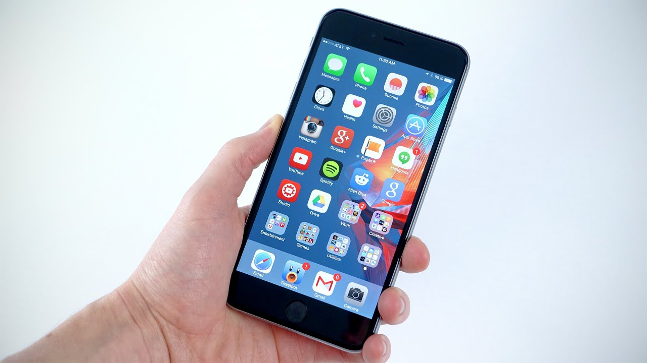 iphone 6 plus review   youtube