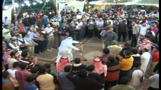 حفلة محمود نوفل ابو ناب (رقصة السامر ) شرحبيل التعمري