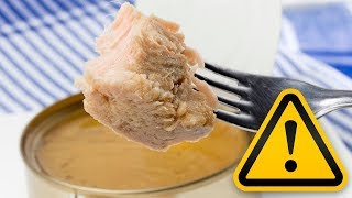 Turns Out Tuna Isn't As Healthy As We Think