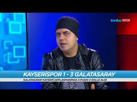 Orta Nokta - 22 Ocak 2018 (Kayserispor - Galatasaray maç sonu)