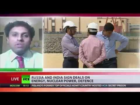 Dr. Sreeram Chaulia on Vladimir Putin-Narendra Modi summit