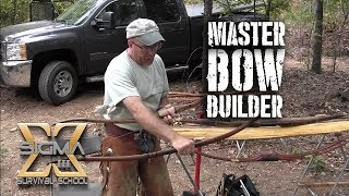 Master Bow Builder Series Part 1- Preparing the Stave