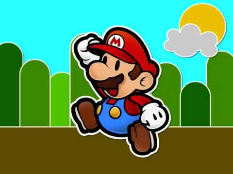 Ukf Super Mario Dubstep Remix video