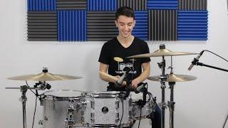 download musica A PRIMEIRA A NA BATERIA - Aula De Bateria Para Iniciantes Com David Alves