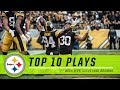 Lagu Best Plays from Week 8 vs. Browns   Pittsburgh Steelers