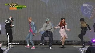 뮤직뱅크 Music Bank - 365 Fresh - 트리플 H (365 Fresh - Triple H).20170519