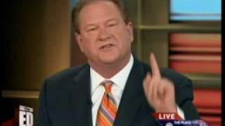 MSNBC's Ed Schultz Goes Nutz! Tells Americans To 'Boycott Salem' Communications