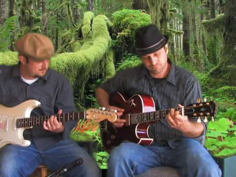 Blues Guitar Lesson - Songwriting - Performance - Tony Brucco And Marty Schwartz