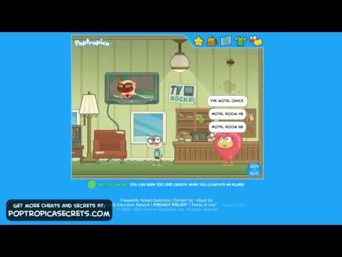 Cheats For Poptropica Reality Tv