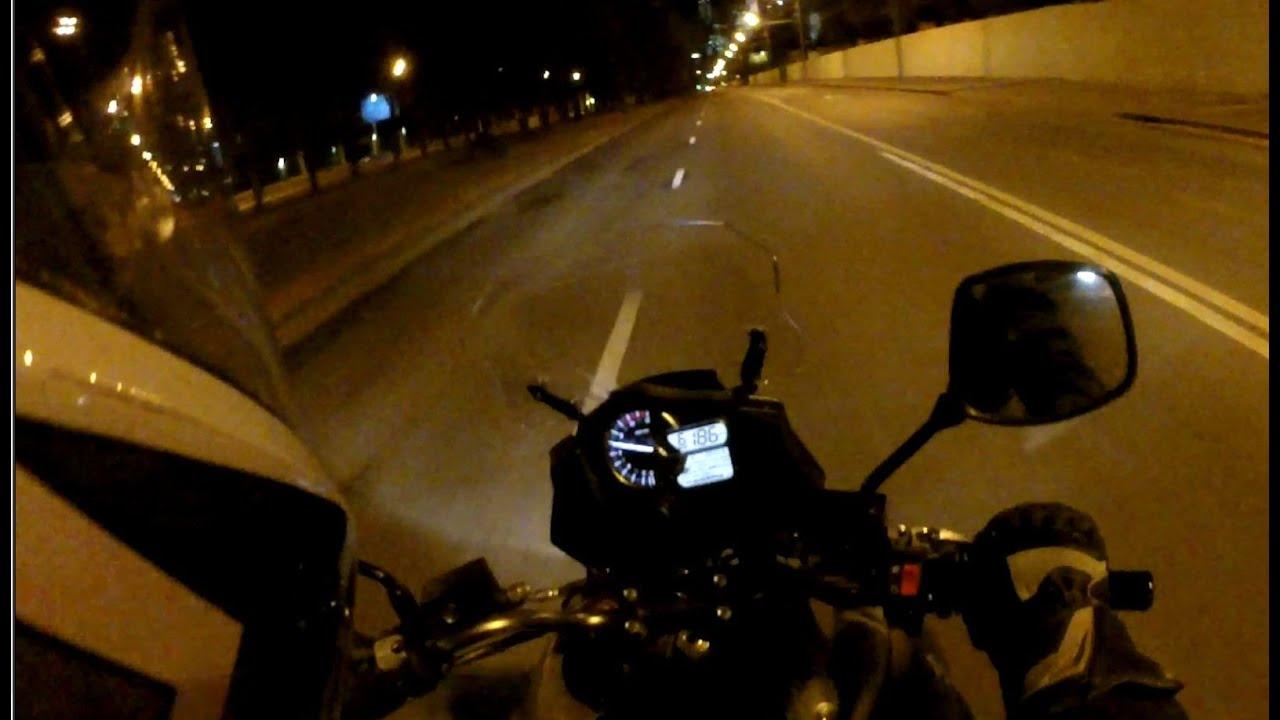 Suzuki V-Strom 1000 Test ride.