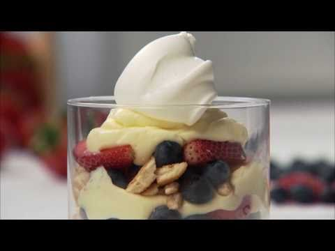 PHILADELPHIA Berry Cheesecake Parfait