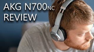 AKG N700NC Headphones Review: Silencing the Competition?