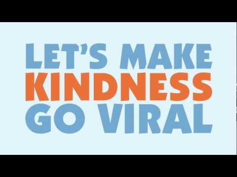 Worldwide Dance For Kindness! November 18th, 2012! video