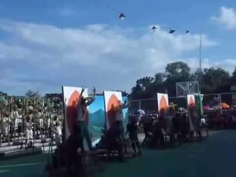 Princess Urduja Nhs Street Dancing Champion (palay Festival 2014) video