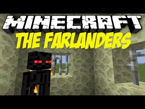 Minecraft The Farlanders Mod [1.4.7] German [Vorstellung+Installation]
