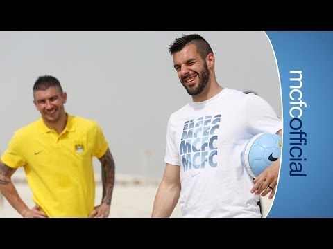 LIVE FROM ABU DHABI Manchester City Open Training & Press Conference