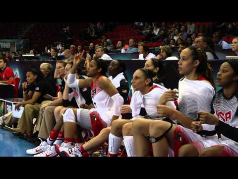 USA Basketball Women's National Team: Capturing the Gold