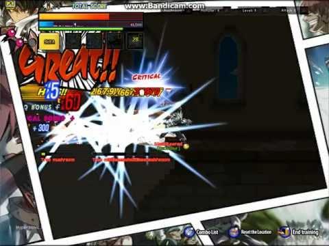 Sword Taker Skill Hyper Sonic Stab Awakened