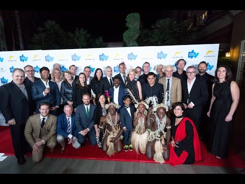 Australian Oscars Reception 2017 | Screen Australia & Australians in Film
