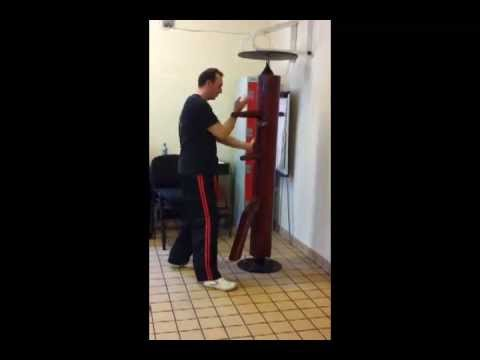 Total Martial Arts- advanced Jun Fan grading- Wing Chun and trapping Image 1