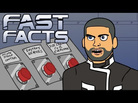 Mass Effect - Fast Facts!