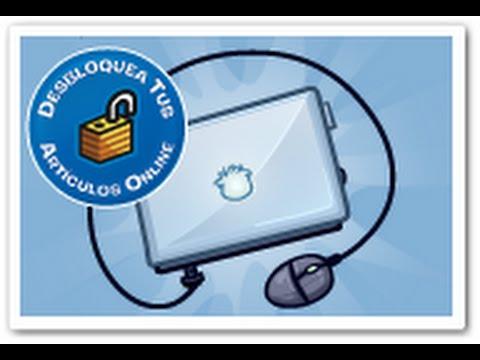 Club Penguin | NUEVO CÓDIGO 2013 | Código para desbloquear Ordenador Portátil