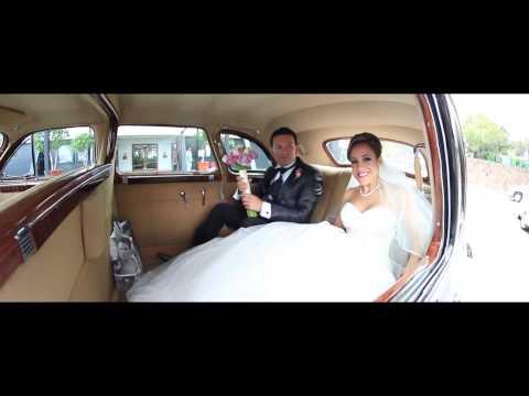 Boda Becky Jaco The Wedding Day