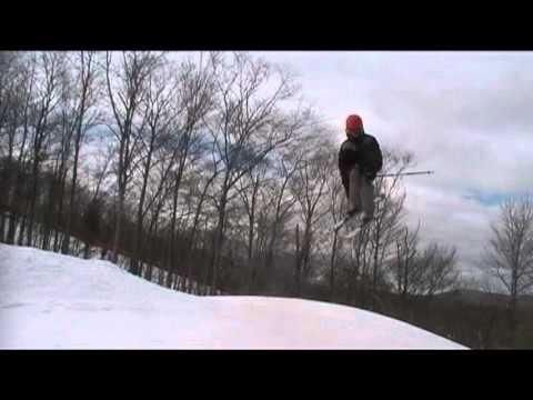 comment faire 360 ski