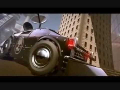 Crazy Frog-axel F video