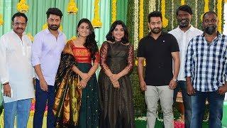 Kalyan Ram New Movie Opening | Shalini Pandey | Nivetha Thomas | TFPC