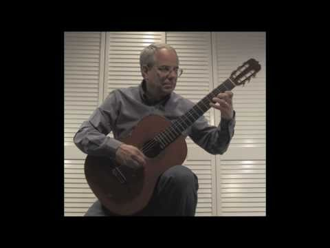 Torneo by Gaspar Sanz from A Beginner's Guide to the Classical Guitar by Jeffrey Goodman (#44 of 77)