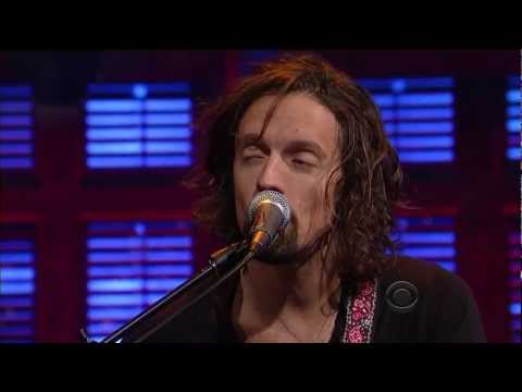 Jason Mraz - I Won't Give Up (feat. Mona Tavakoli) (live On Letterman 02-16-2012) [hd 1080p] video