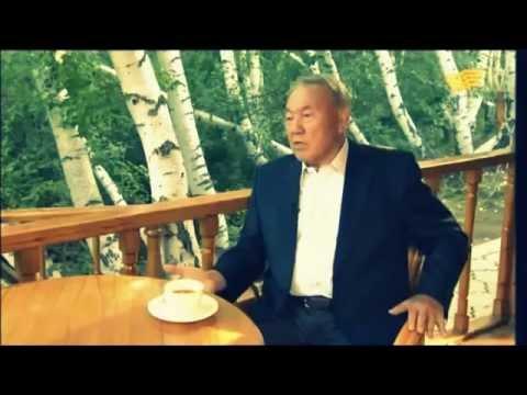 Nazarbayev`den Putin`e tarih dersi (altyazılı)