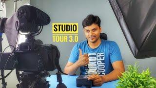 TamilTech Studio Tour 3.0 🔥🔥🔥  (2019)