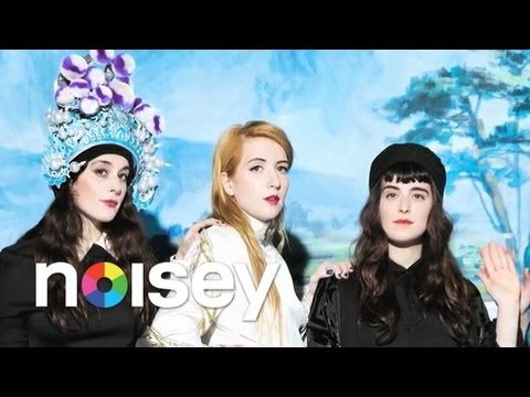 Behind the Scenes with Austra - Style Stage