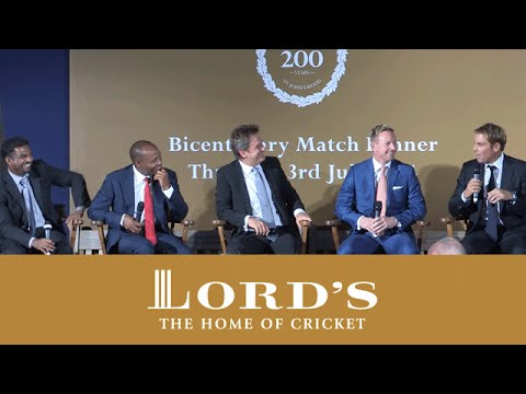 Shane Warne on bowling the 'Ball of the Century' | MCC vs Rest of the World Dinner