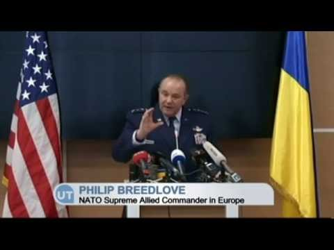 NATO Chief Breedlove: Russian troops provide 'backbone' for insurgents in Ukraine
