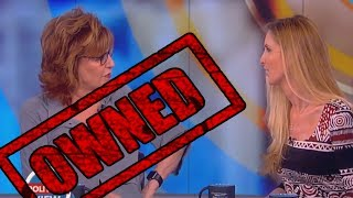 Ann Coulter OWNS The View