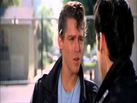 Kenickie Danny Scenes Grease