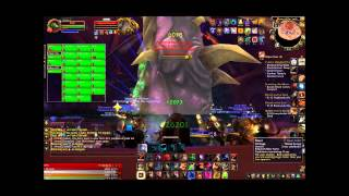 WoW Cata - How to Tank DS for Dummies! - Zon'ozz Normal