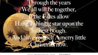 Have Yourself A Merry Little Christmas Michael Buble