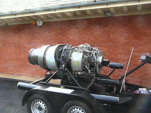 Viper Jet Engine Viper Jet Engine With